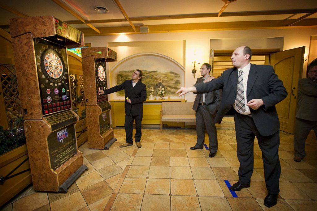 Turniej darta - zabawa w kasyno, kasyno na imprezy